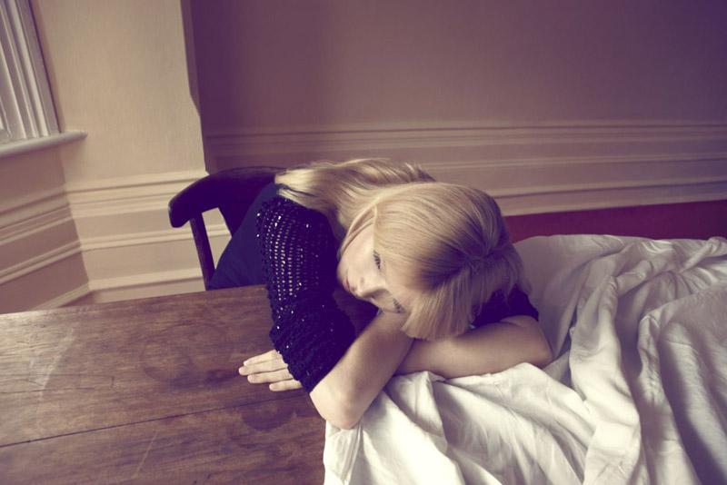 Morning Beauty | Claudia Schiffer by Camilla Akrans