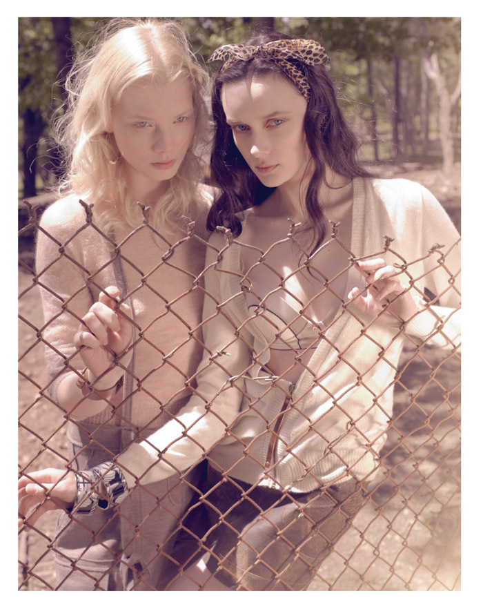 Sacha Blue & Daria Z by Herring & Herring for Dmag #6