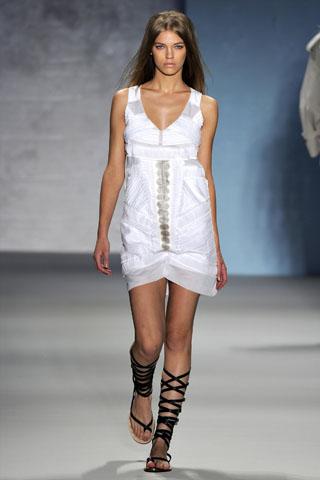 Derek Lam Spring 2011   New York Fashion Week