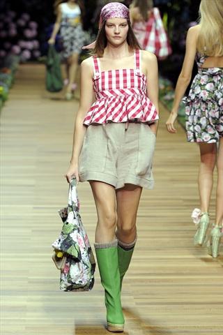 D&G Spring 2012 | Fashion, Popsugar fashion, My style