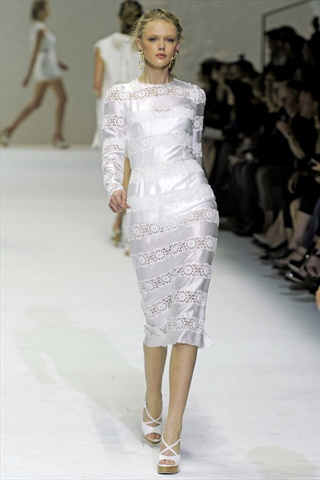 Dolce & Gabbana Spring 2011 | Milan Fashion Week