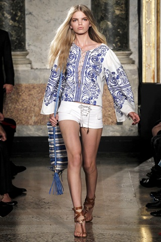 Emilio Pucci Spring 2011 | Milan Fashion Week