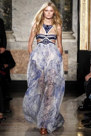 Emilio Pucci Spring 2011   Milan Fashion Week