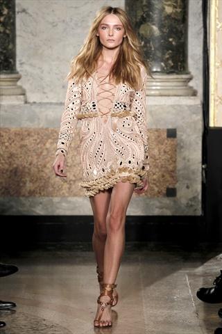Emilio Pucci Spring 2011 | Milan Fashion Week
