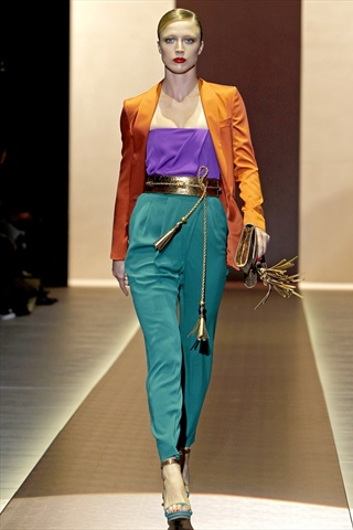 Gucci Spring 2011 | Milan Fashion Week