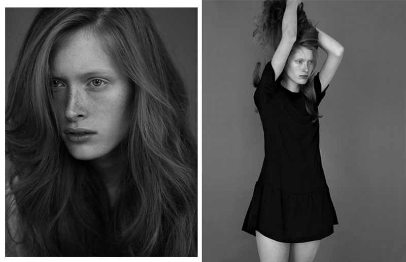 Fresh Face | Ilva Hetmann by Jacob Sadrak