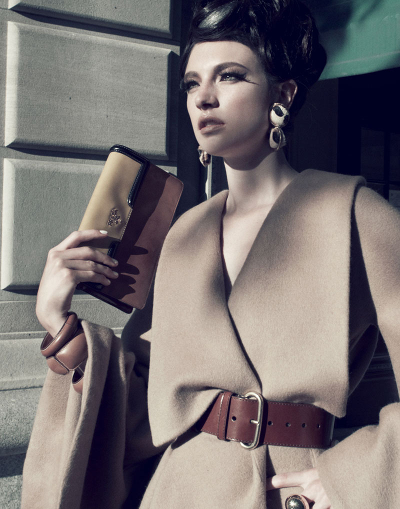 Jacquelyn Jablonski by Catherine Servel for Telegraph Magazine August 2010