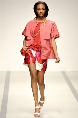 Jaeger Spring 2011 | London Fashion Week