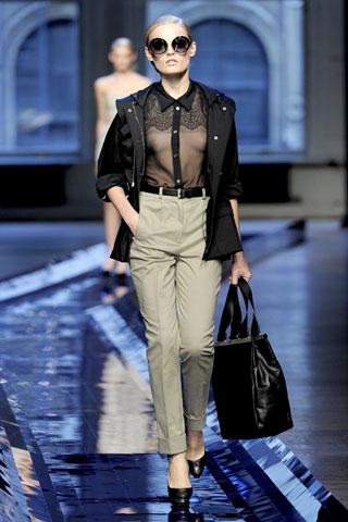 Jason Wu Spring 2011 | New York Fashion Week