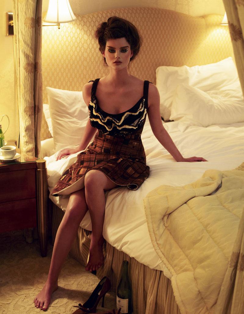 Morning Beauty | Jenny Sweeney by Andrew Yee