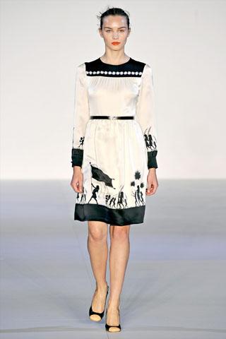Jill Stuart Spring 2011 | New York Fashion Week