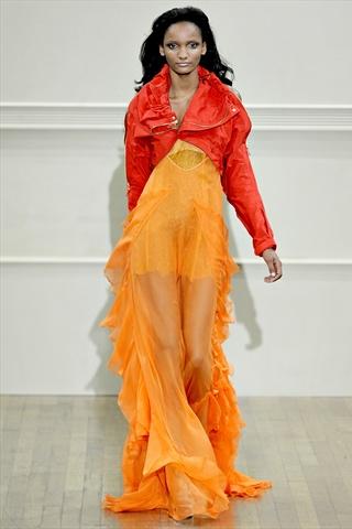 Julien MacDonald Spring 2011 | London Fashion Week