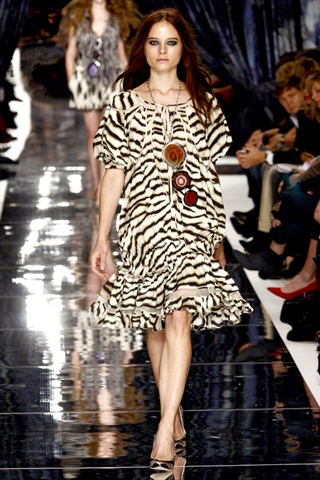Just Cavalli Spring 2011 | Milan Fashion Week