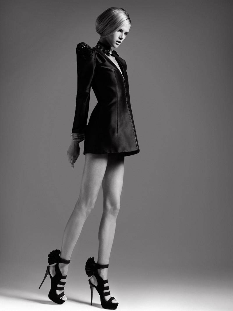 Portrait   Kasia Struss by Seth Sabal