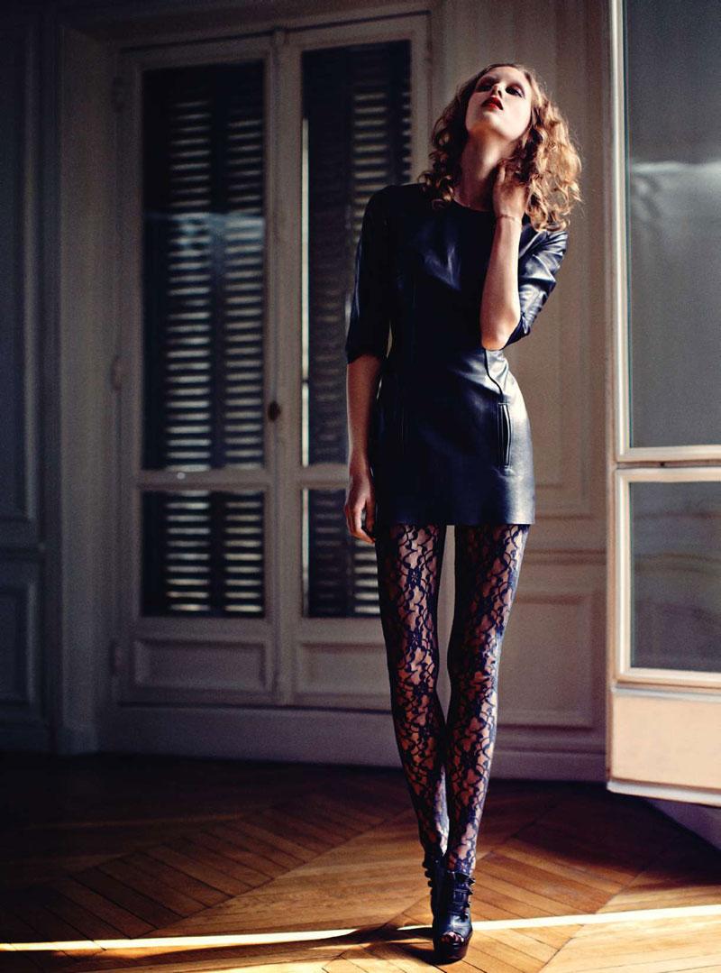 Morning Beauty | Marike le Roux by Horst Diekgerdes