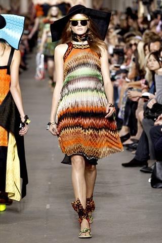 Missoni Spring 2011 | Milan Fashion Week