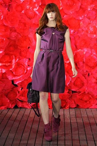Mulberry Spring 2011   New York Fashion Week