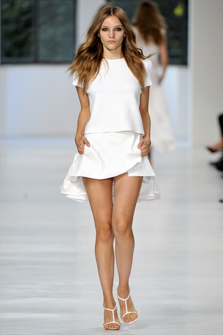 N° 21 by Alessandro Dell'Acqua Spring 2011 | Milan Fashion Week