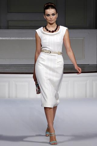 Oscar de la Renta Spring 2011   New York Fashion Week