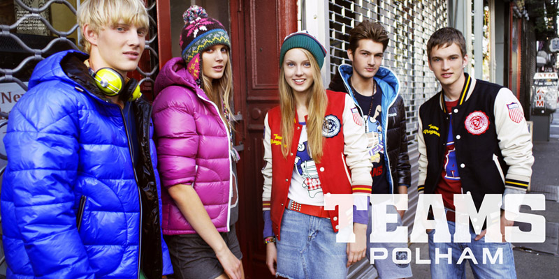 Polham Padding Fall 2010 Campaign by Ryan Yoon