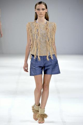 Pringle of Scotland Spring 2011 | London Fashion Week