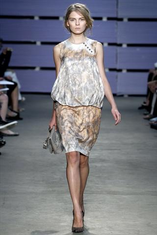 Proenza Schouler Spring 2011 | New York Fashion Week