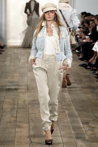 Ralph Lauren Spring 2011 |  New York Fashion Week