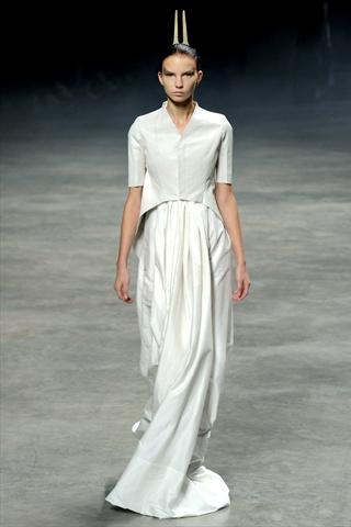 Rick Owens Spring 2011 | Paris Fashion Week