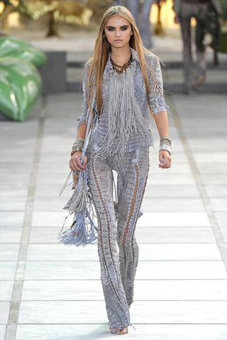Roberto Cavalli Spring 2011 | Milan Fashion Week