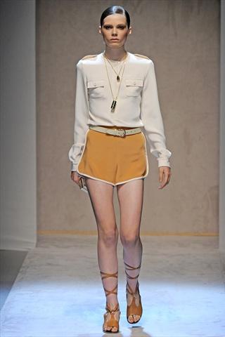 Salvatore Ferragamo Spring 2011 | Milan Fashion Week