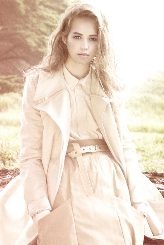 Stephanie Cherry by Nick Blair for Naag