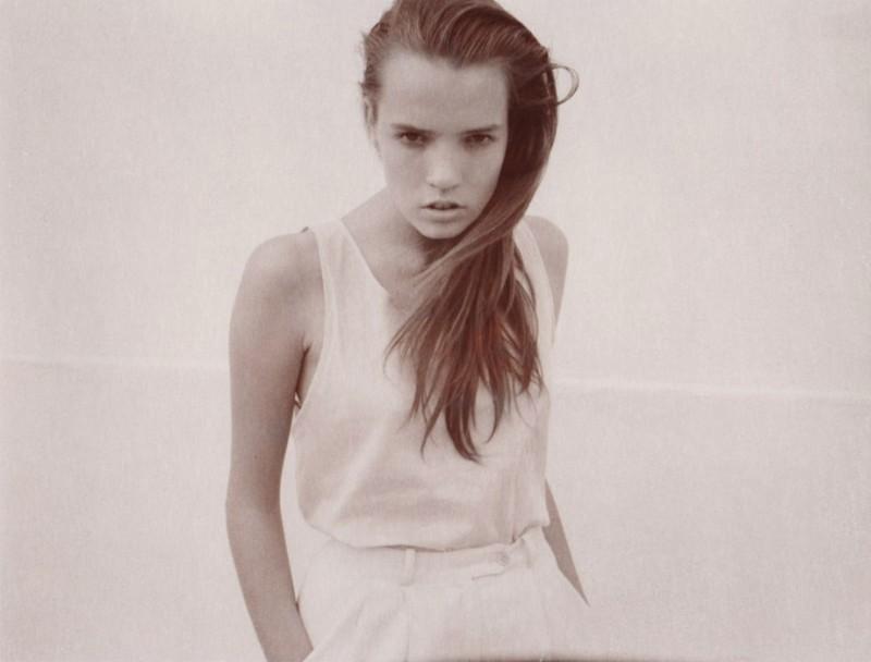 Fresh Face   Taya Ermoshkina by Jonathan Leder