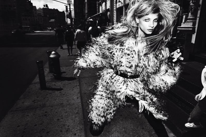 Uptown & Down by Mario Testino for V Magazine #67