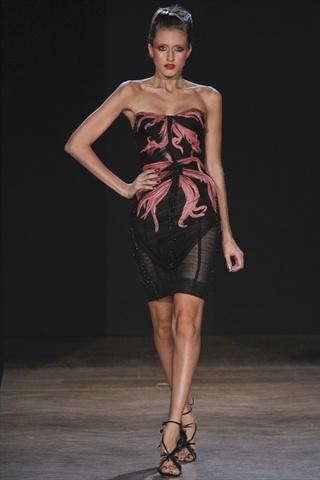 Zac Posen Spring 2011 | Paris Fashion Week