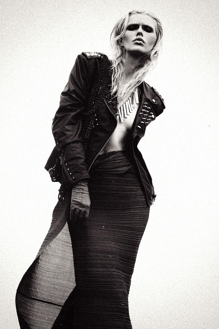 Portrait   Alys Hale by Damon Baker