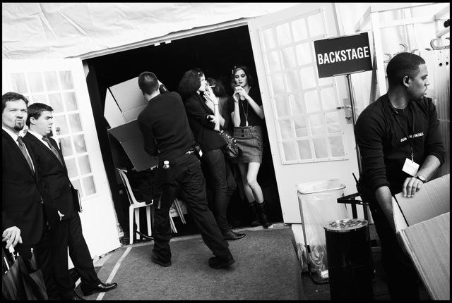 Stella McCartney & Sonia Rykiel Spring 2011 | Behind the Scenes by Agata Pospieszynska