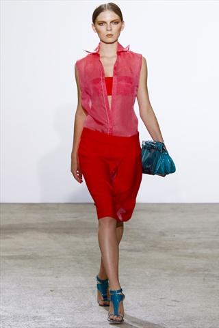 Costume National Spring 2011 | Paris Fashion Week