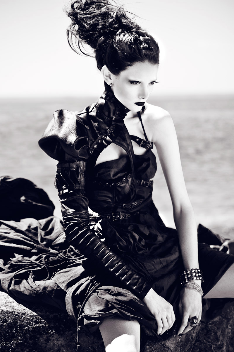 Denise by Zhang Jingna in Before the Tide Comes | Exclusive