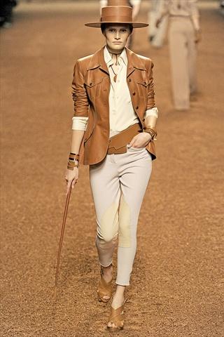 Hermès Spring 2011 | Paris Fashion Week