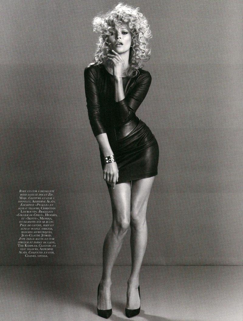 Kate Moss by Inez & Vinoodh for Vogue Paris