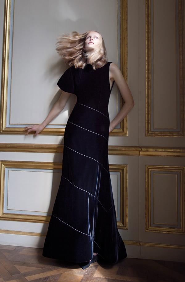 Katrin Thormann by Katerina Jebb for Bergdorf Goodman Fall 2010