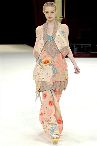 Kenzo Spring 2011 | Paris Fashion Week