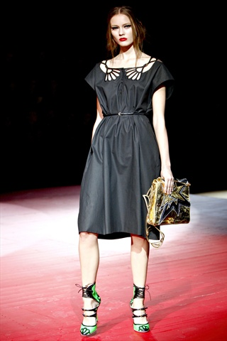Miu Miu Spring 2011   Paris Fashion Week