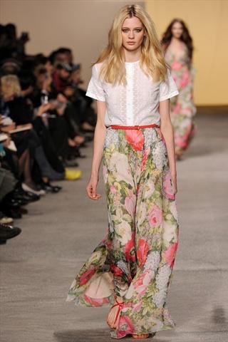 Paul & Joe Spring 2011 | Paris Fashion Week