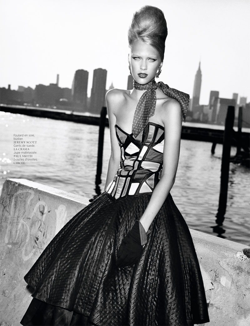 Rock This Town by Thierry Le Gouès for French Revue de Modes F/W 2010