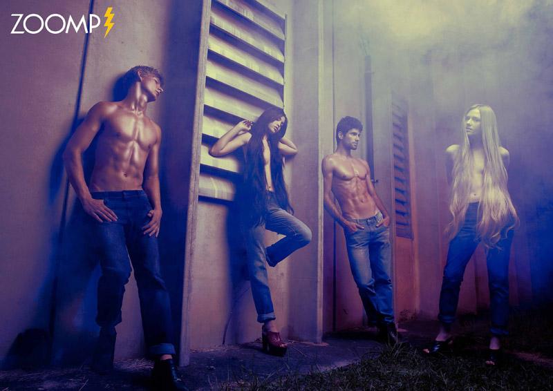Zoomp Spring 2011 Campaign by Fernando Mazza