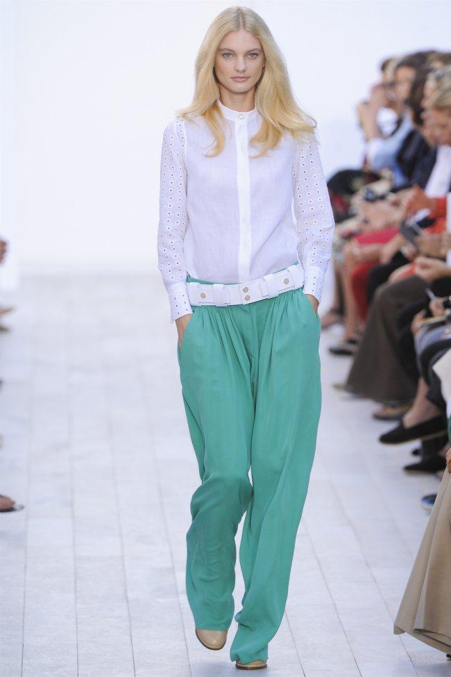 Chloe Spring 2012 | Paris Fashion Week