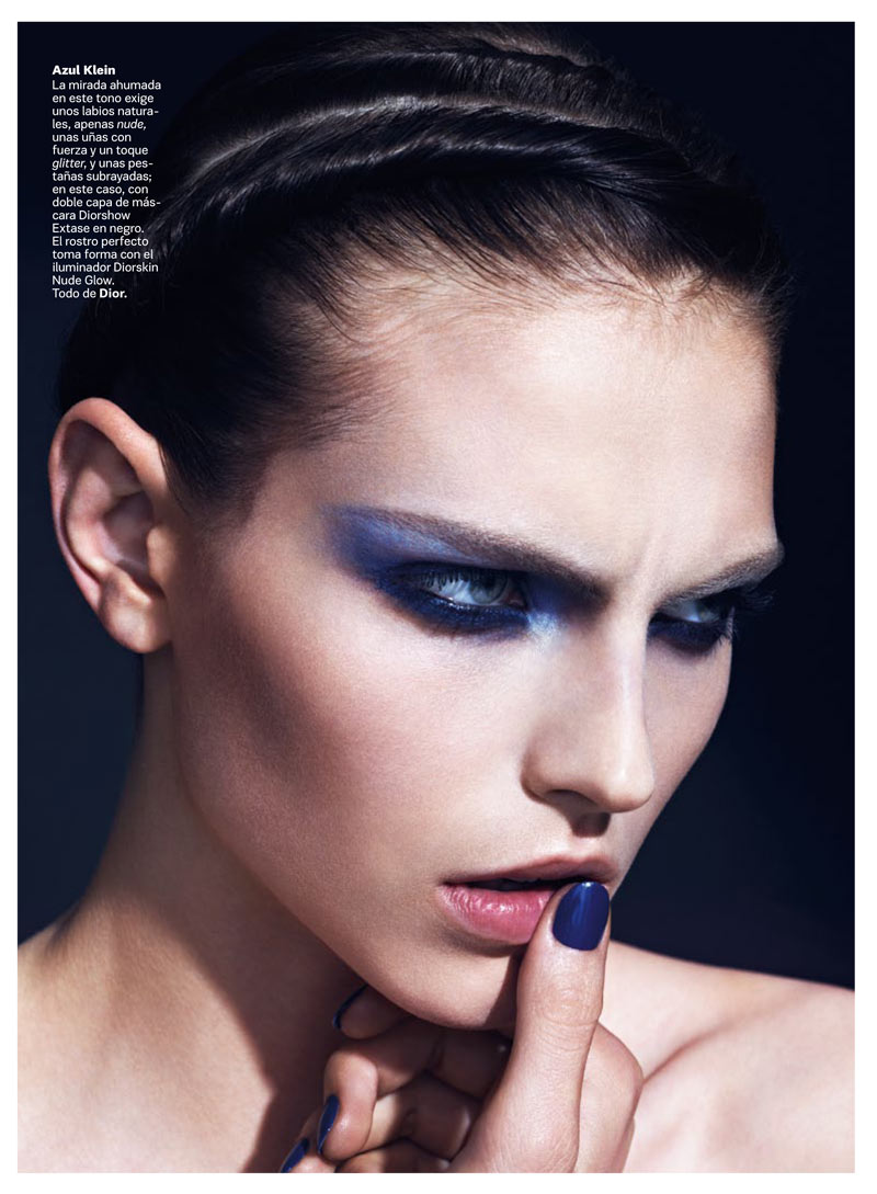 Karlina Caune by Christophe Meimoon for S Moda