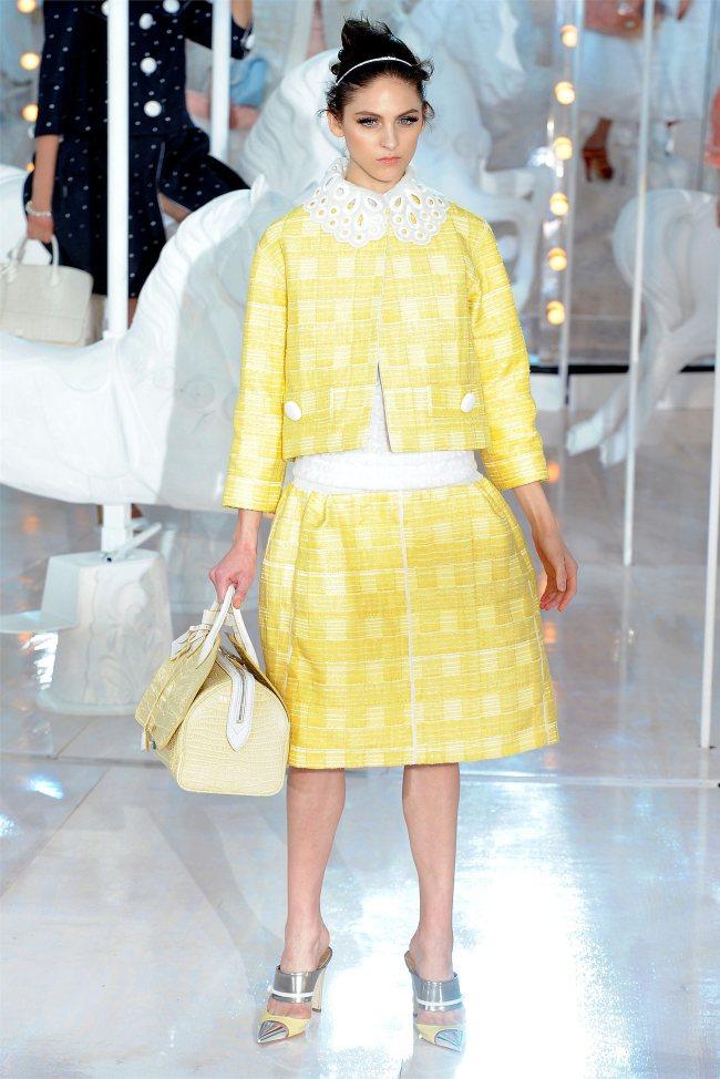 Louis Vuitton Spring 2012 | Paris Fashion Week