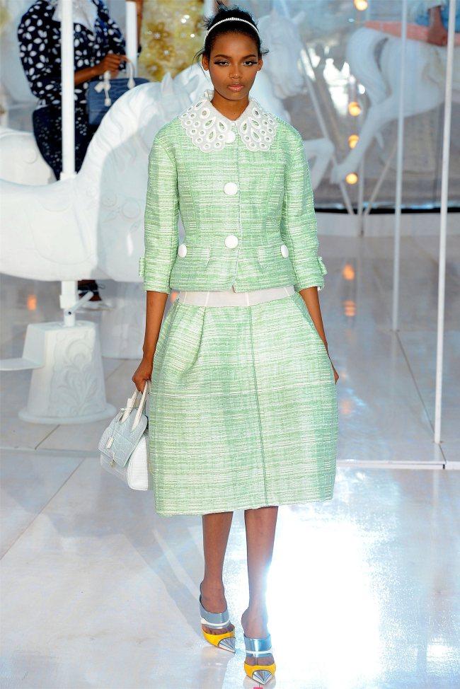 Louis Vuitton Spring 2012 Paris Fashion Week Fashion